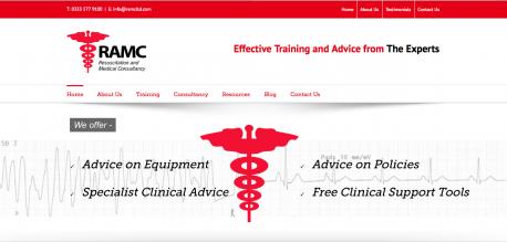 Medical Resuscitation Website