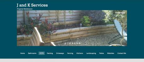General Builder website