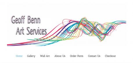 Geoff Benn Art Services
