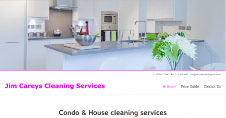 Jim Careys Cleaning Service